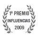 GANADOR INFLUENCIAS 2009